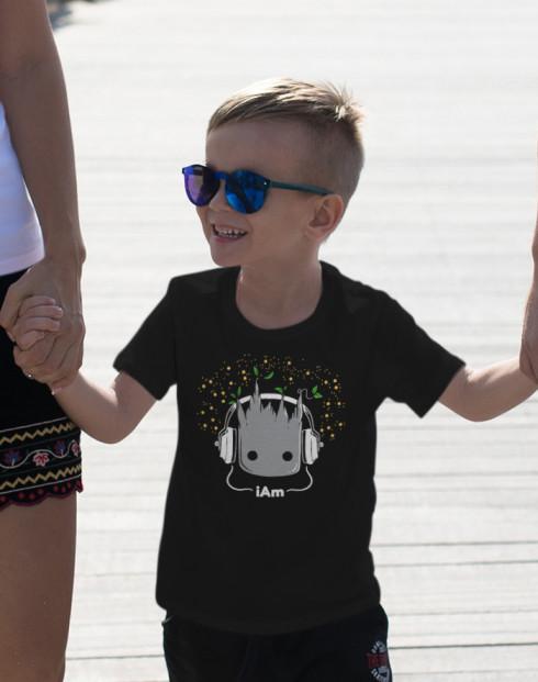 Dětské tričko Groot z filmu Strážci galaxie