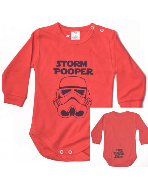Body s potiskem Star Wars Storm Pooper