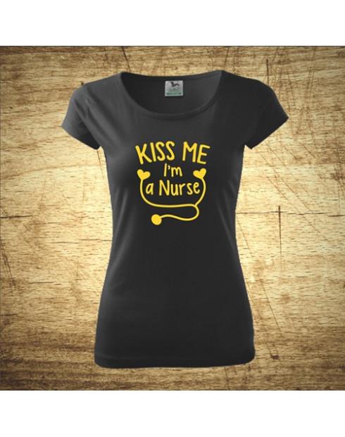 Kiss me, I´m a nurse