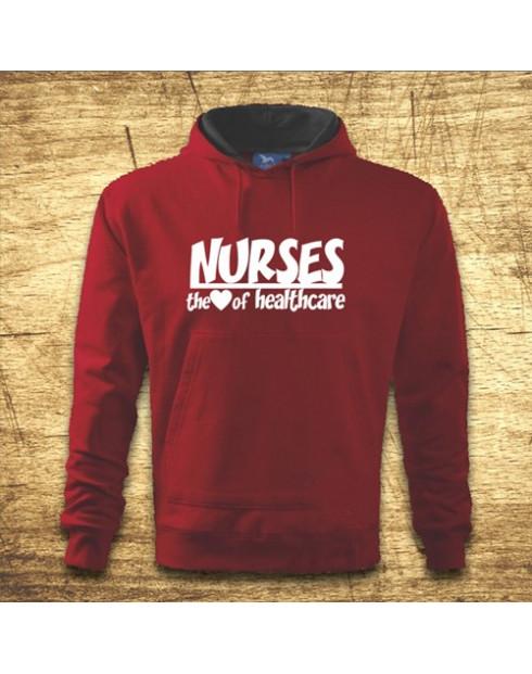 Nurses, the heart of healthcare