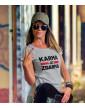 Dámské tričko Karma je zdarma