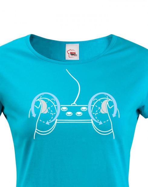Dámské tričko Playstation