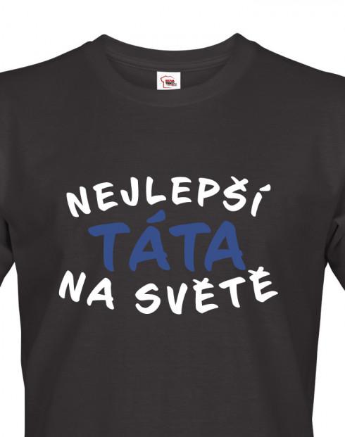 Tričko Nejlepší táta na světě