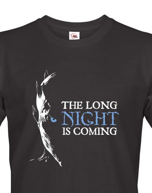 Pánské tričko Night King - White Walker