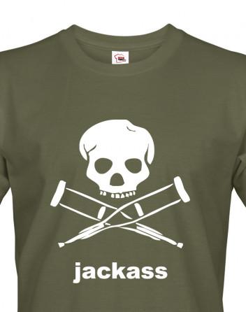 Pánské tričko Jackass
