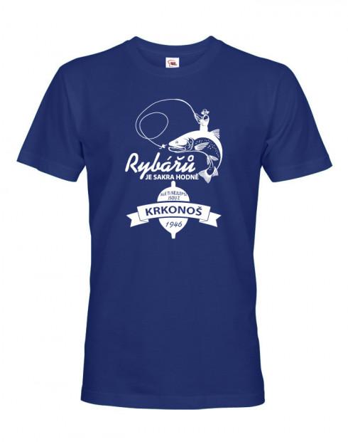 Tričko pro rybáře Ti nejlepší rybáři jsou z