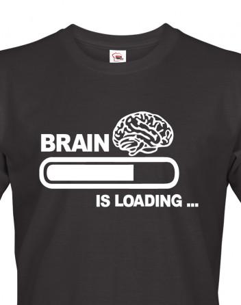 Pánské tričko Brain is loading...