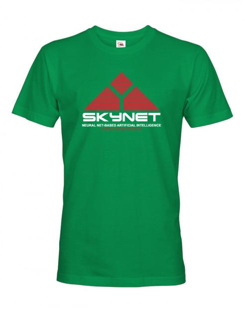 Pánské tričko SKYNET