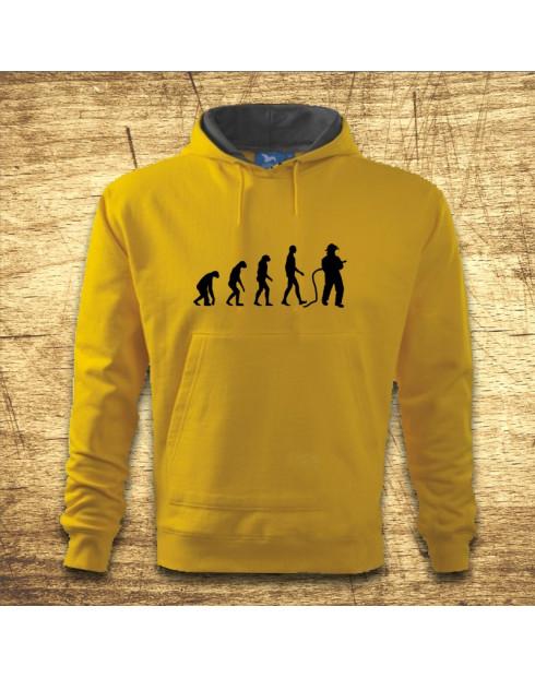 Požiarnik evolúcia