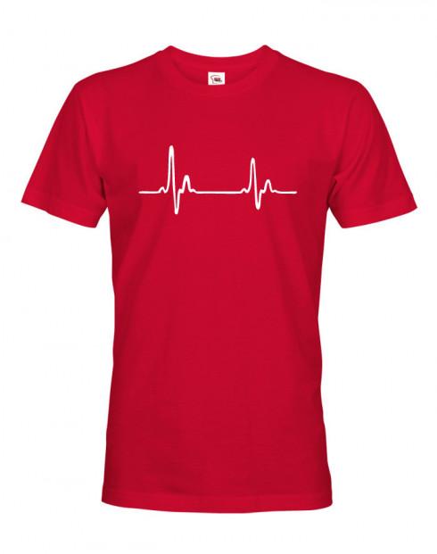 Pánské tričko pro doktory Pulz