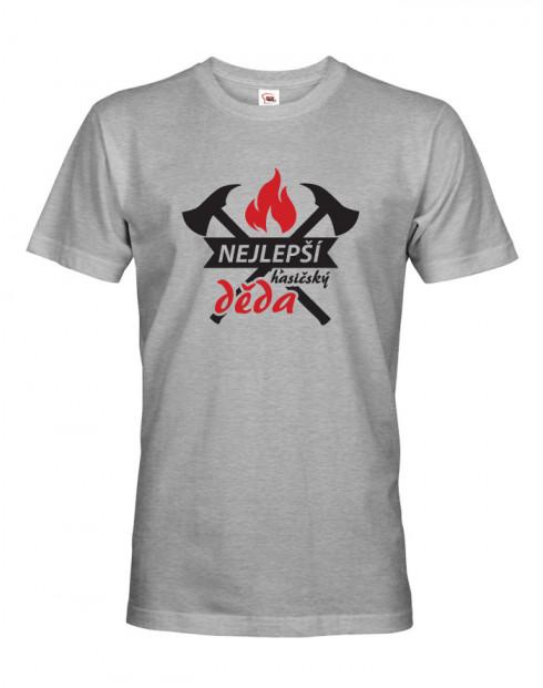 Tričko pro hasiče Hasičský děda