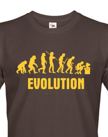 Pánské tričko Evoluce IT
