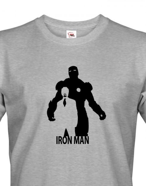 Pánské tričko Iron Man