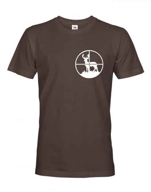 Tričko pro myslivce Jelen 2