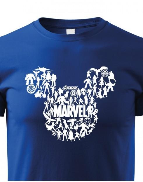 Dětské tričko Mickey Marvel