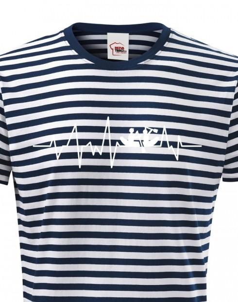Pánské tričko Vodácký puls