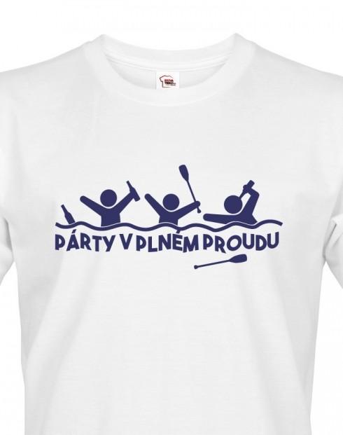 Pánské tričko Párty v plném proudu