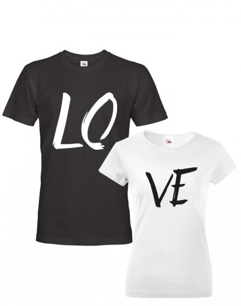 Trika pro zamilované Love