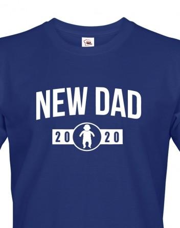 Pánské triko New dad