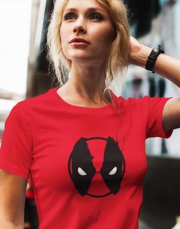 Dámské tričko Deadpool