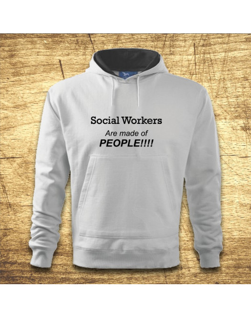 Social workers are made of people