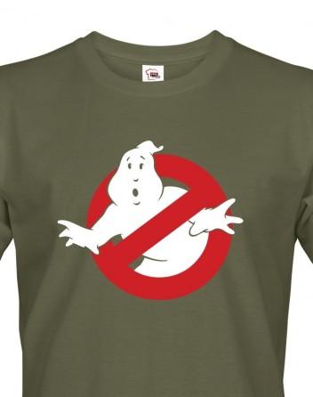 Pánské tričko Krotitelé duchů