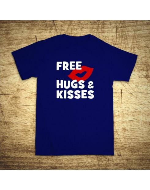 Free hugs and kisses