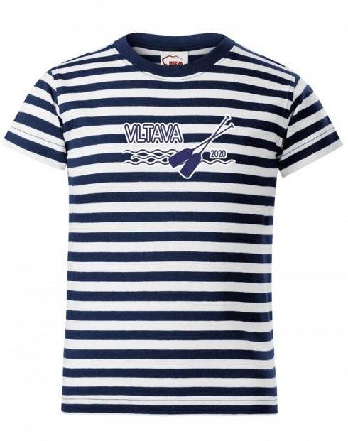 Dětské tričko řeka + rok
