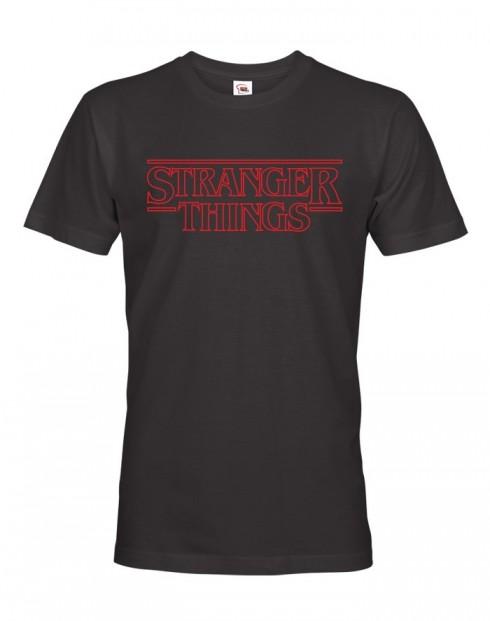 Pánské tričko Stranger Things