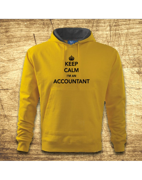 Keep calm, I´m an accountant