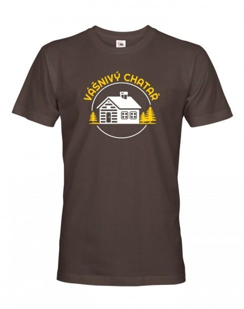 Pánské tričko Vášnivý chatař
