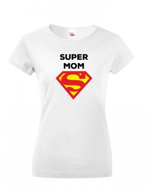 Dámské triko Super Mom