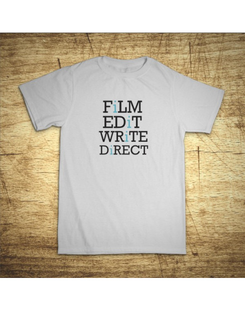 Film, Edit, Write, Direct