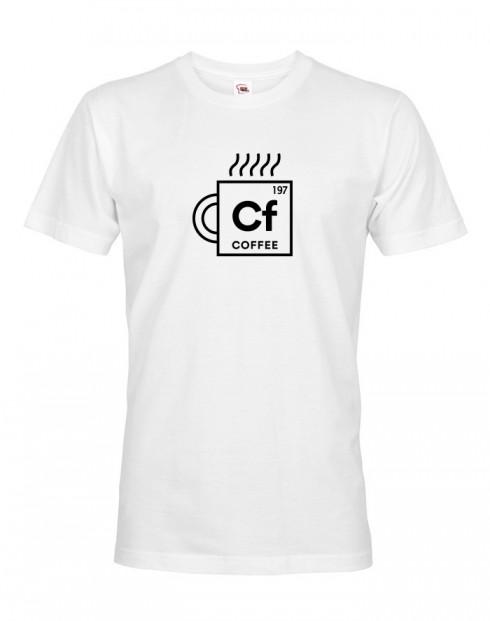 Pánské tričko Coffee