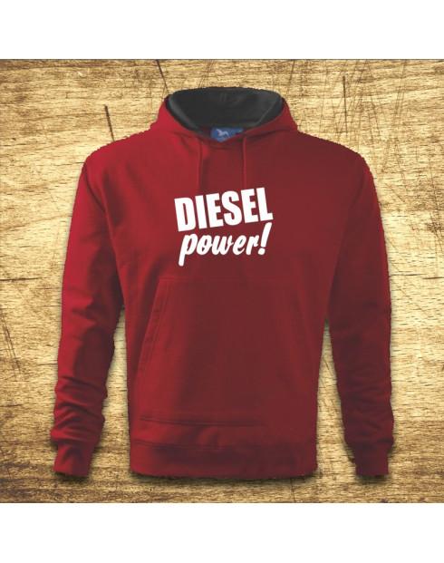 Diesel power!