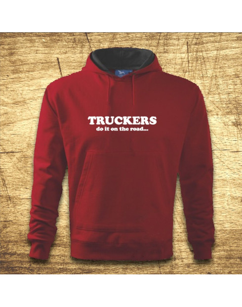 Truckers – do it on the road...