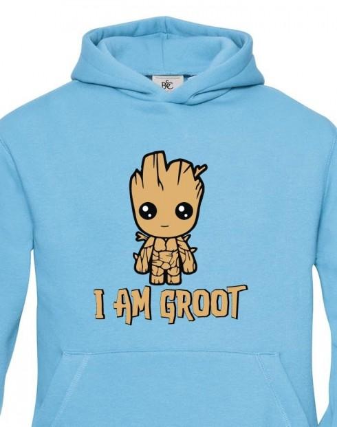 Dětská mikina Groot z filmu Strážci galaxie 2