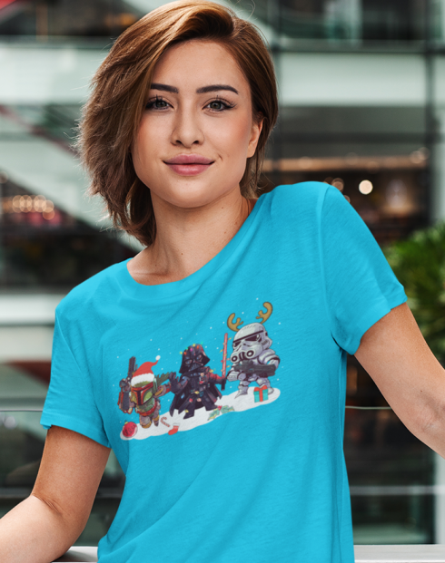 Dámské tričko Star Wars