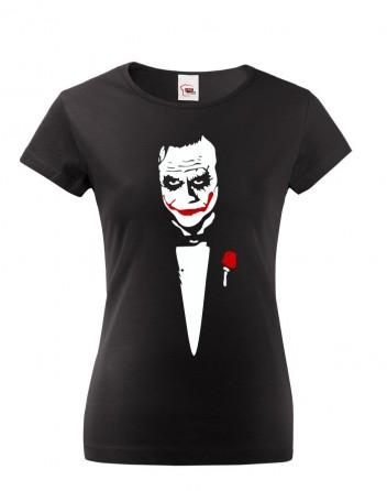 Dámské tričko Joker
