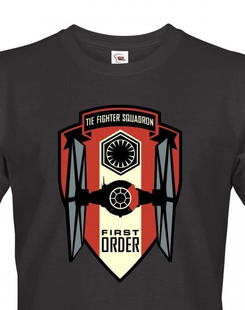Pánské tričko Star Wars Tie Fighter