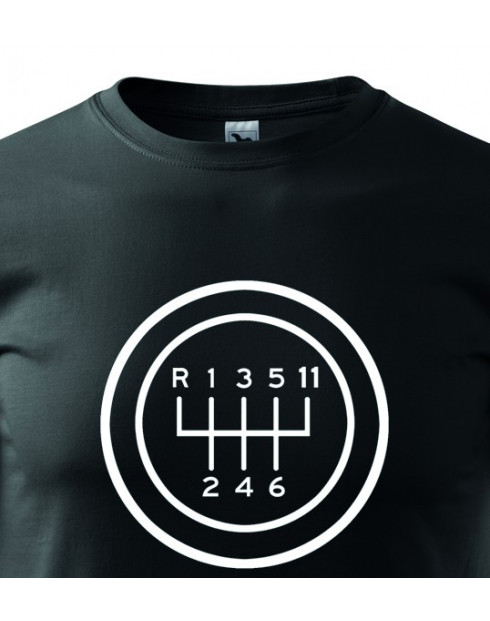 Pánské tričko Rychle a zběsile