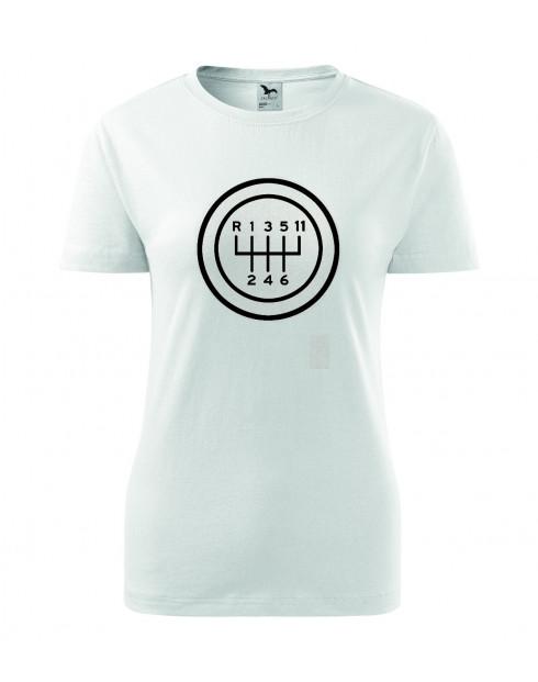 Dámské tričko Rychle a zběsile