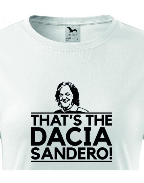 Dámské tričko Dacia Sandero