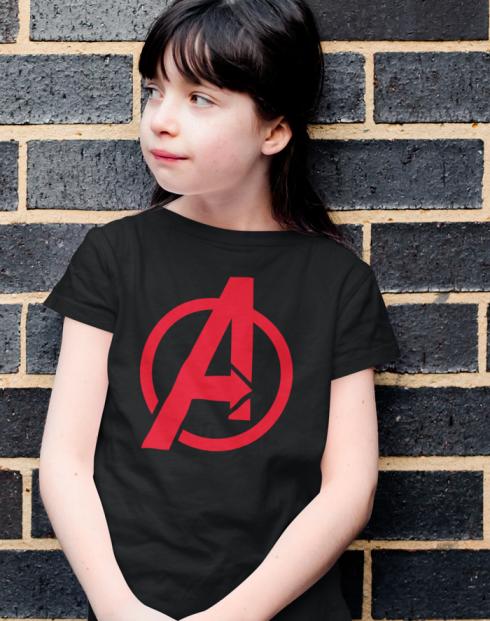 Dětské tričko - Avengers