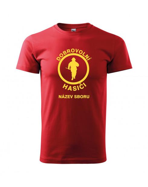 Tričko pro dobrovolné hasiče